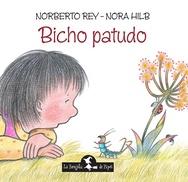 Tapa del libro BICHO PATUDO