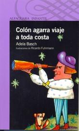 Tapa del libro COLON AGARRA VIAJE A TODA COSTA