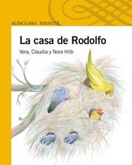 Tapa del libro LA CASA DE RODOLFO