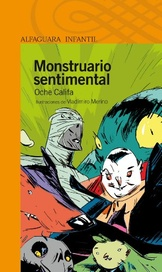 Tapa del libro MONSTRUARIO SENTIMENTAL