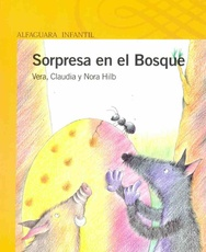Tapa del libro SORPRESA EN EL BOSQUE
