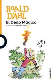 Tapa del libro EL DEDO MAGICO