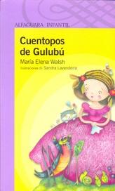 Tapa del libro CUENTOPOS DE GULUBU