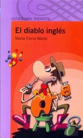 Tapa del libro EL DIABLO INGLES