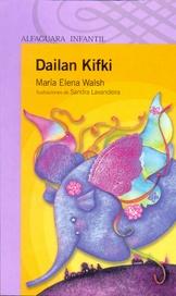 Tapa del libro DAILAN KIFKI