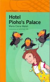 Tapa del libro HOTEL PIOHO'S PALACE