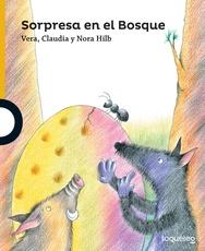 Tapa del libro SORPRESA EN LE BOSQUE