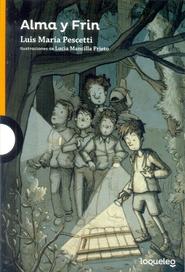 Tapa del libro ALMA Y FRIN