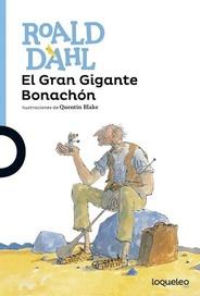 Tapa del libro EL GRAN GIGANTE BONACHÓN