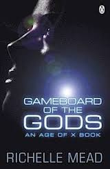 Tapa del libro GAMEBOARD OF THE GODS