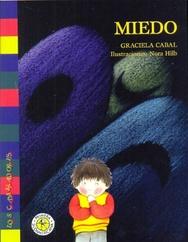 Tapa del libro MIEDO