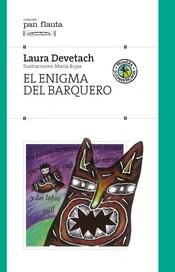 Tapa del libro EL ENIGMA DEL BARQUERO
