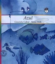 Tapa del libro AZUL