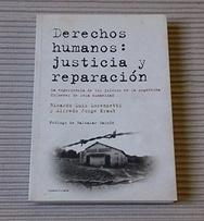 Tapa del libro DERECHOS HUMANOS: JUSTICIA Y REPARACION