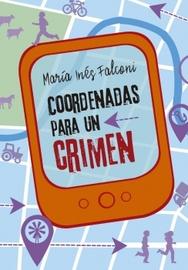 Tapa del libro COORDENADAS PARA UN CRIMEN