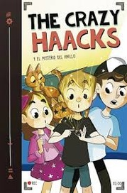 Tapa del libro THE CRAZY HAACKS Y EL MISTERIO DEL ANILLO