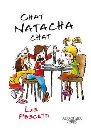 Tapa del libro CHAT NATACHA CHAT