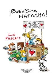 Tapa del libro BUENISIMO NATACHA!