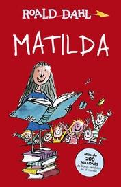 Tapa del libro MATILDA