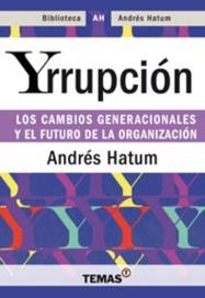 Tapa del libro YRRUPCION