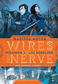 Tapa del libro WIRES AND NERVE 2