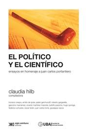 Tapa del libro EL POLITICO Y EL CIENTIFICO