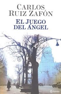 EL CEMENTERIO DE LOS LIBROS OLVIDADOS 2 EL JUEGO DEL ANGEL