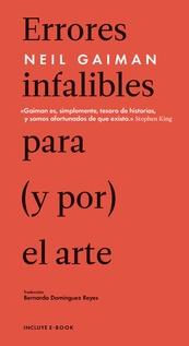 ERRORES INFALIBLES PARA (Y POR) EL ARTE (TD)