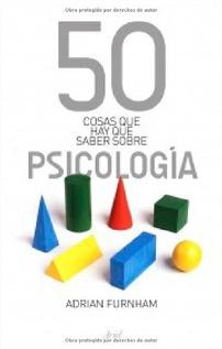 50 COSAS DE PSICOLOGIA