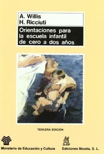 ORIENTACIONES PARA LA ESCUELA INFANTIL DE CERO A DOS AÑOS