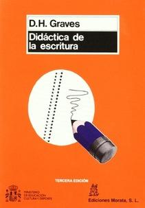 DIDACTICA DE LA ESCRITURA  (2° ed.)