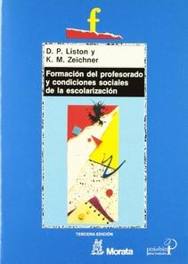 FORMACION DEL PROFESORADO Y CONDICIONES SOCIALES DE LA ESCOLARIZACION
