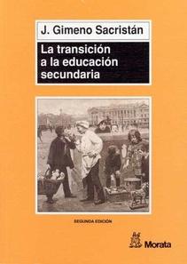 TRANSICION A LA EDUCACION SECUNDARIA, LA