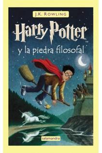 HARRY POTTER Y LA PIEDRA FILOSOFAL TD