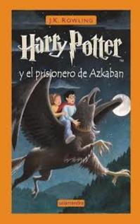 HARRY POTTER 3 Y EL PRISIONERO DE AZKABAN - T.D