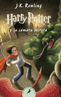 HARRY POTTER 2 Y LA CAMARA SECRETA BOLSILLO