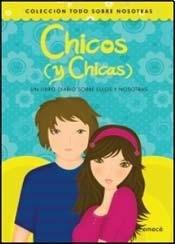 CHICOS Y CHICAS - UN LIBRO SOBRE ELLOS Y NOSOTRAS