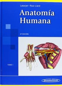 ANATOMIA HUMANA LATARJET 4TA EDICION