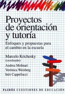 PROYECTOS DE ORIENTACION Y TUTORIA