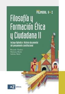 FILOSOFIA Y FORMACION ETICA II