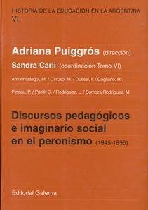 DISCURSOS PEDAGOGICOS E IMAGINARIO SOCIAL DEL PERONISMO (1945-1955)