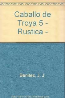CABALLO DE TROYA 5 TAPA AZUL.