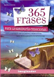 365 FRASES PARA LA SABIDURIA EMOCIONAL