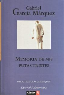 MEMORIA DE MIS PUTAS TRISTES - T D
