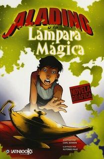 ALADINO Y LA LAMPARA MAGICA