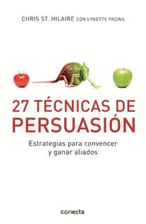 27 TECNICAS DE PERSUASION