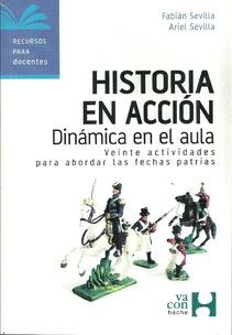 HISTORIA EN ACCIÓN DIDACTICA EN EL AULA
