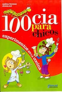 100 CIA PARA CHICOS-EXPERIMENTO EN LA COCINA