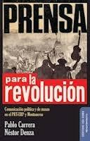 PRENSA PARA LA REVOLUCION