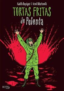 TORTA FRITA DE POLENTA
